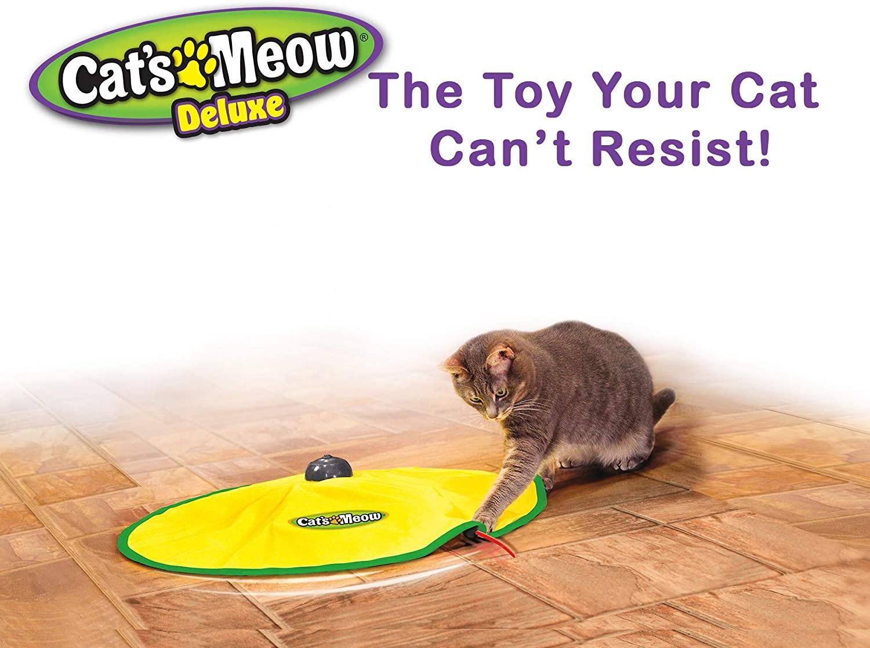 Motorized Wand Cat Toy