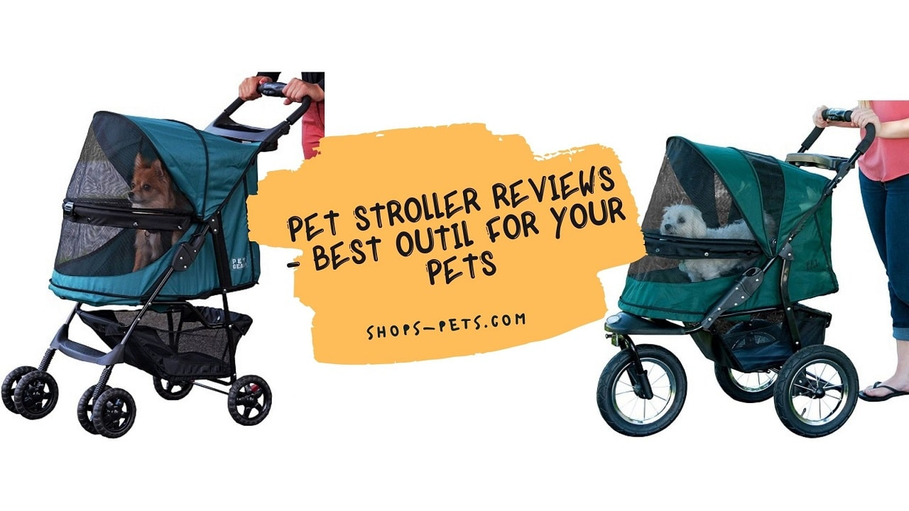 Pet Stroller Reviews - Best Outil For your Pets