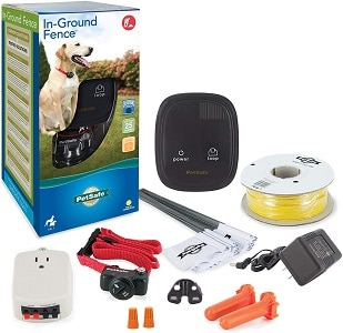 PetSafe In-Ground Fence for Dogs and Cats over 8 lb
